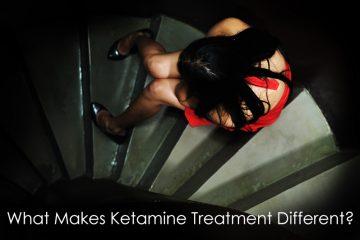 hat Makes Ketamine Treatment Different