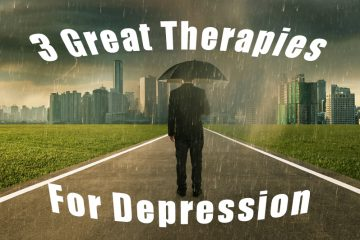 Great Therapies For Depression