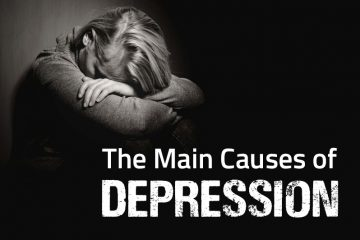 Main causes of depression