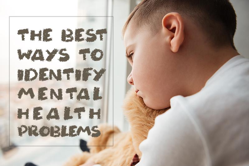 Identify mental health problems