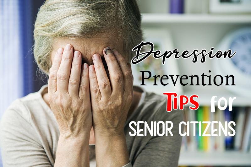 Prevent Depressions for Seniors
