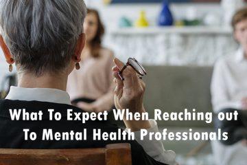 Reaching Mental Health Professionals